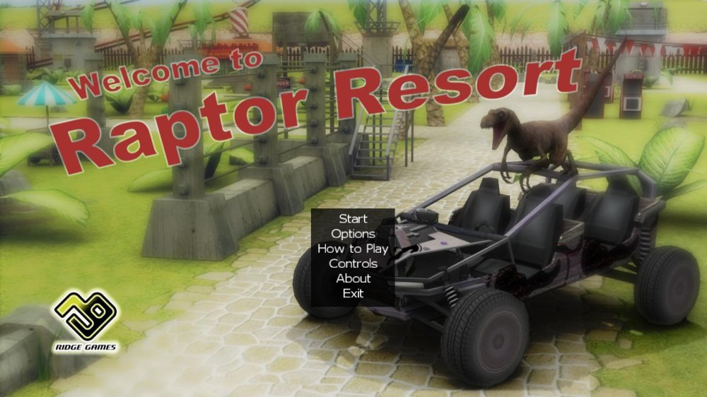 Image from Raptor Resort