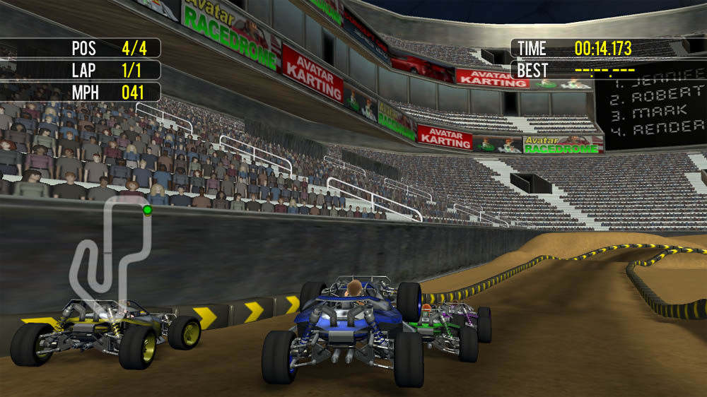 Image from Racedrome Offroad