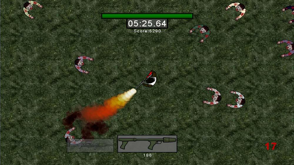 Image from Zombies
