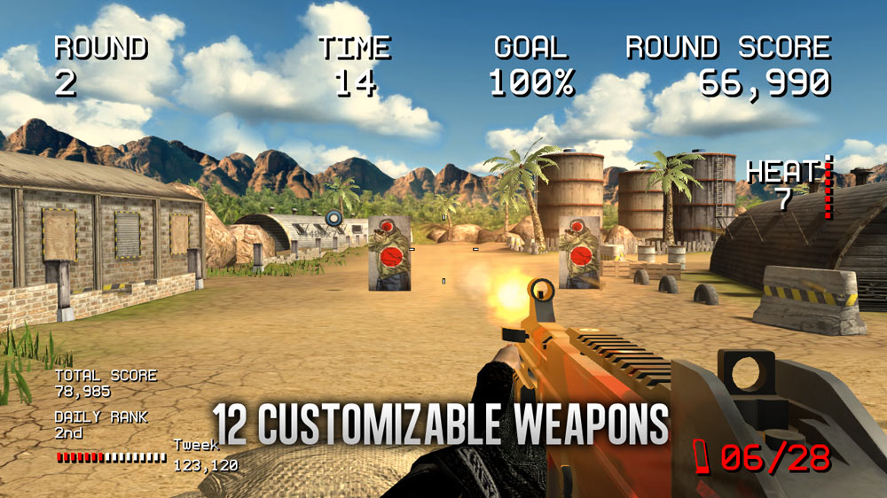 Image from Firing Range 2