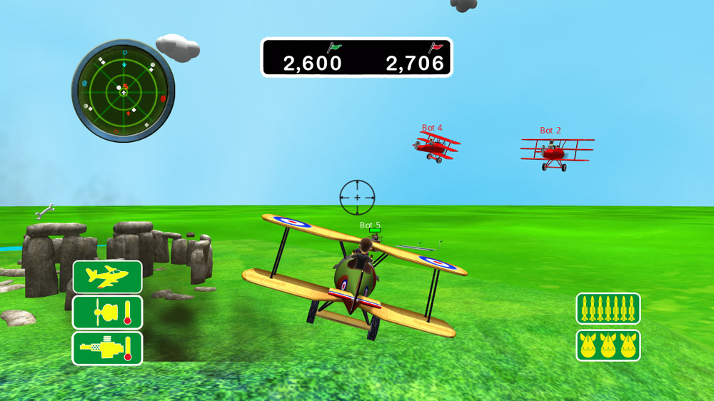Image from Avatar Air Wars