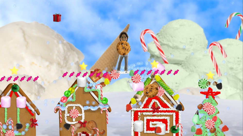 Image from Gingerbread Holiday