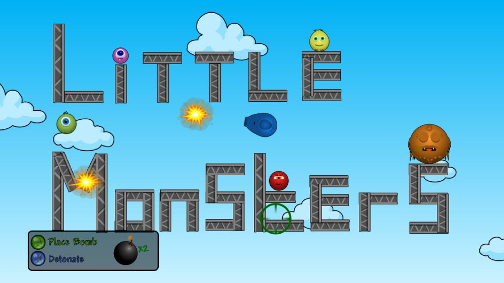 Image from Little Monsters