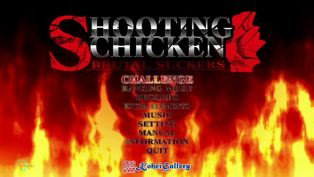 Image from SHOOTING CHICKEN BrutalSuckers