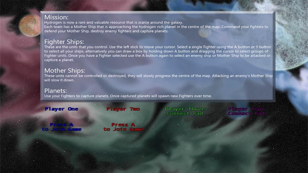 Imagen de Space Wars RTS