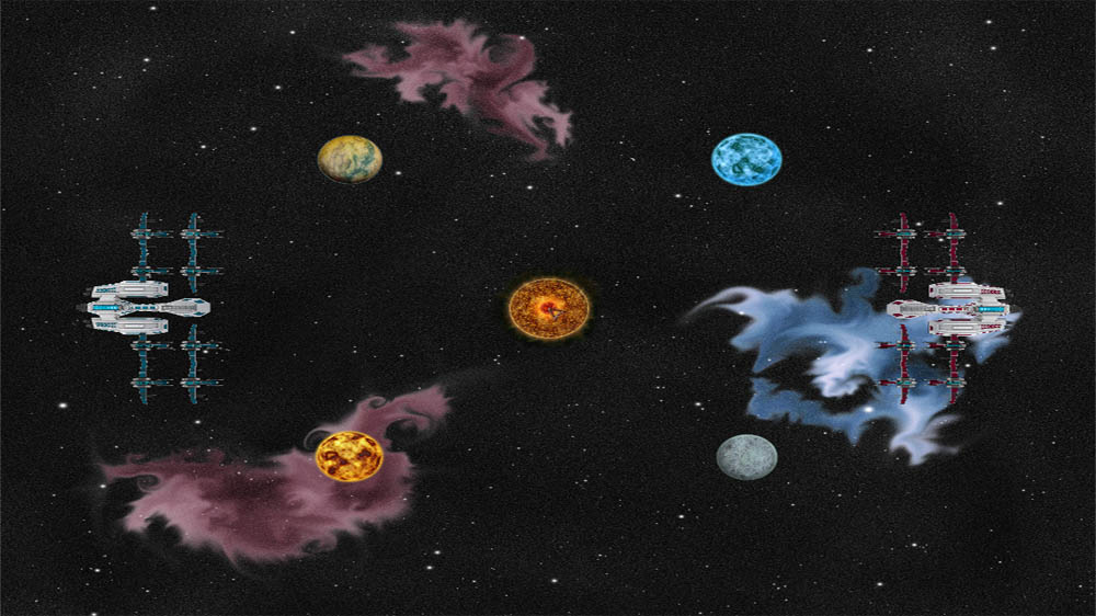 Image from Space Wars RTS