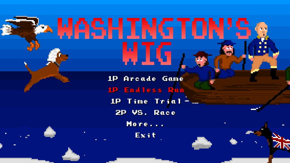 Image from Washington&#39;s Wig