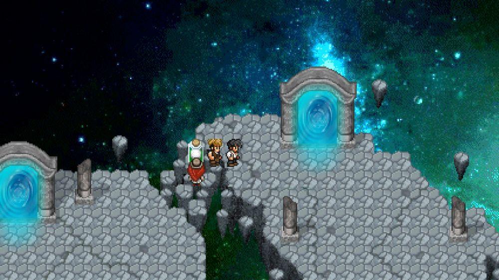 Image from Penny Arcade's Rain-slick 3