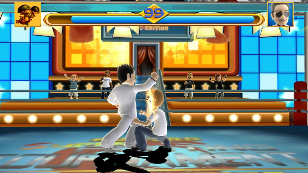 Image from S. Avatar Fighting Tournament