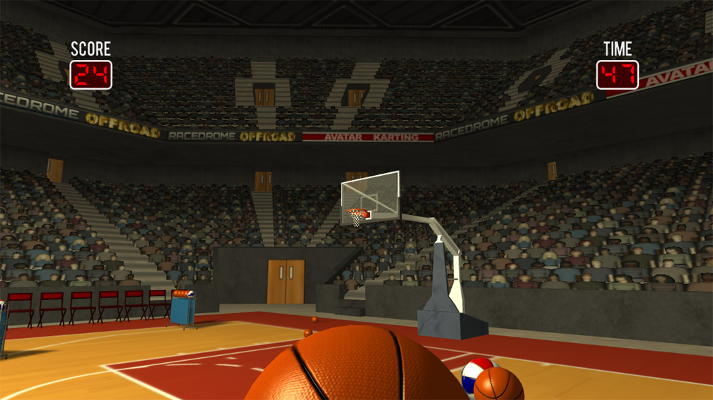 Image from Pro Basketball Shooter