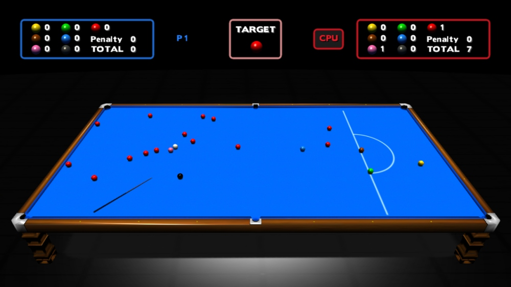 Immagine da 21 Ball Snooker LIVE
