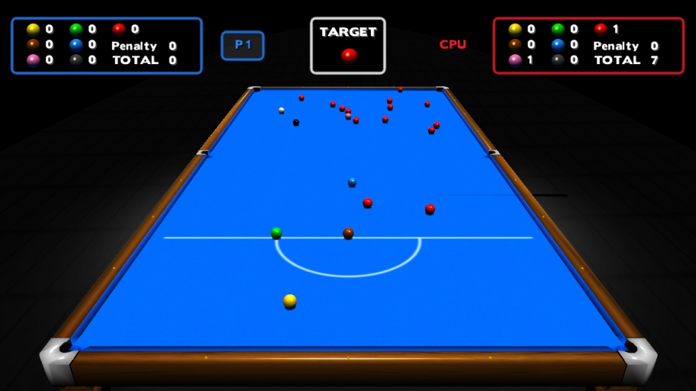 Image from 21 Ball Snooker LIVE