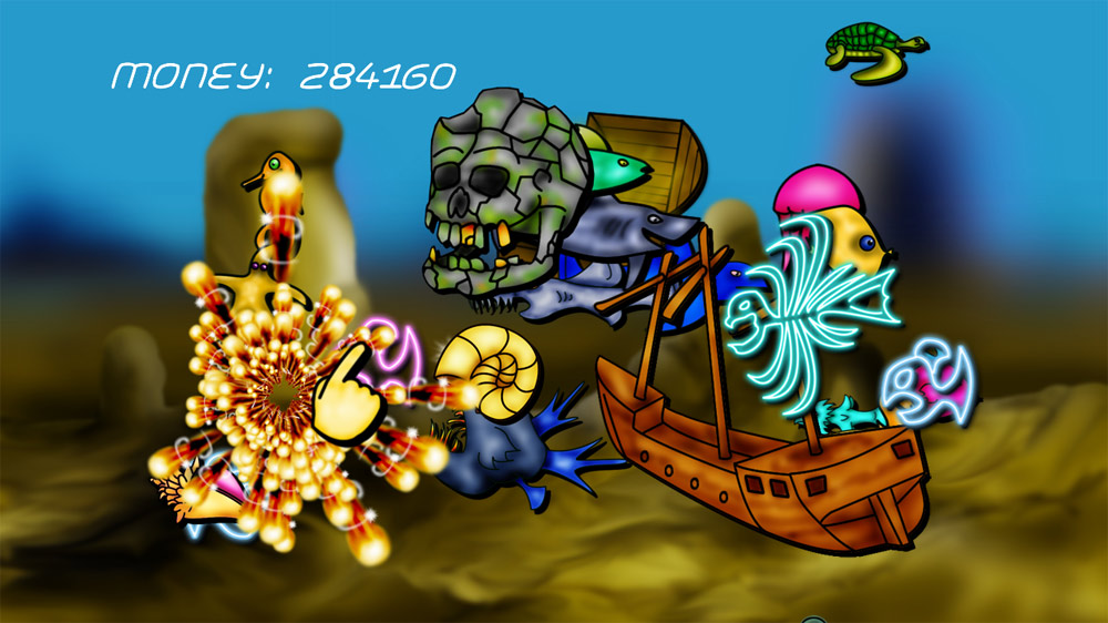 Image from That Wacky Fish Game