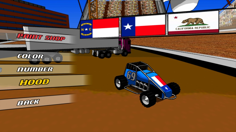 Image from Dirt Track Racer