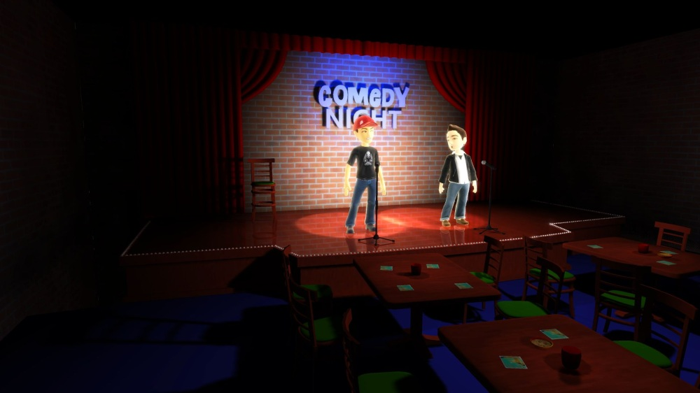 Image from Comedy Night
