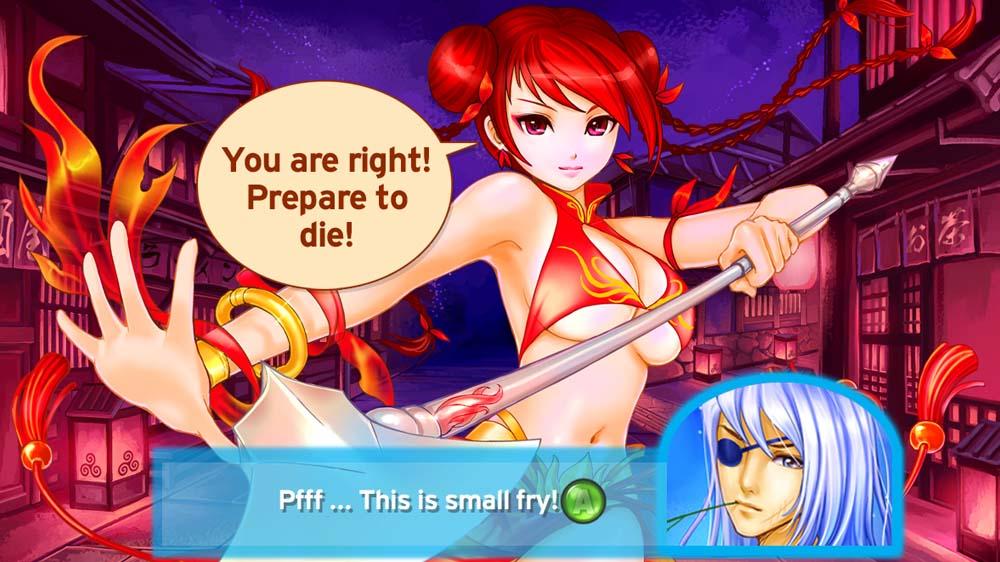Image de Ninjas and Priestess