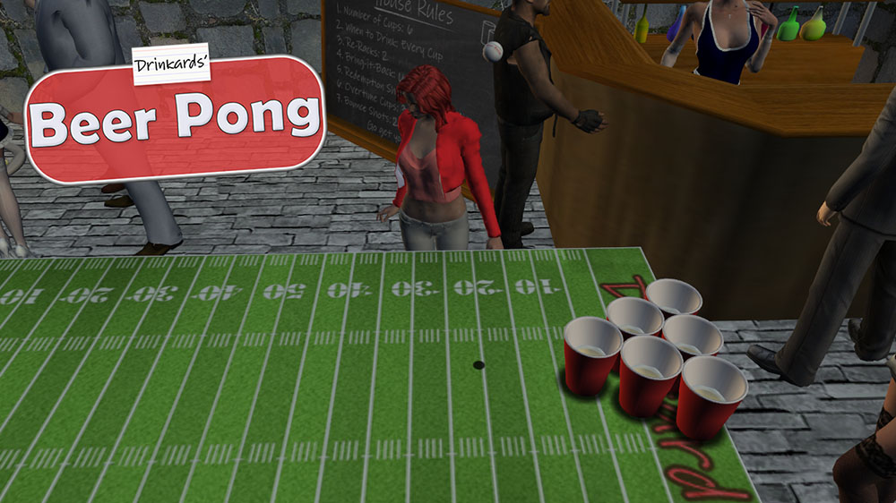 Image from Drinkards Beer Pong