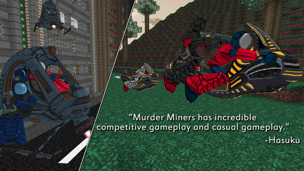 Image from Murder Miners
