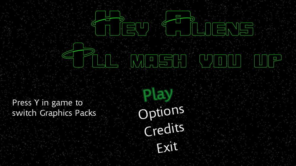 Image de Hey Aliens: Ill Mash You Up!