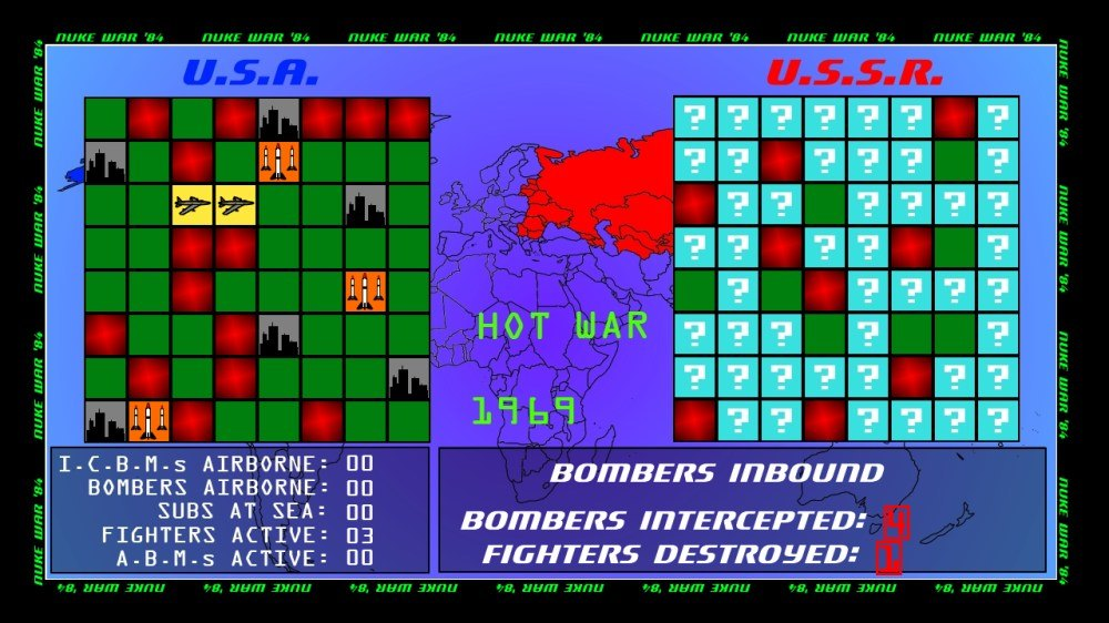 Image from Nuke War '84