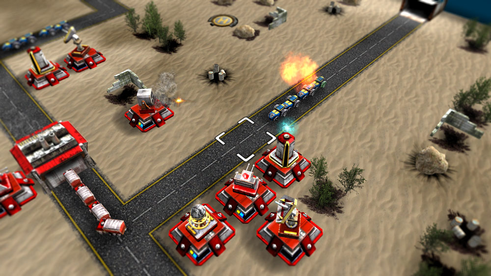 Image from Red Invasion: TD Blitzkrieg