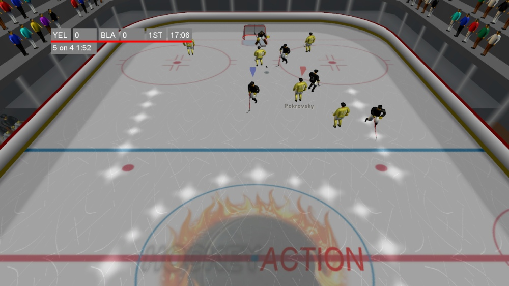 Image de Hockey Action