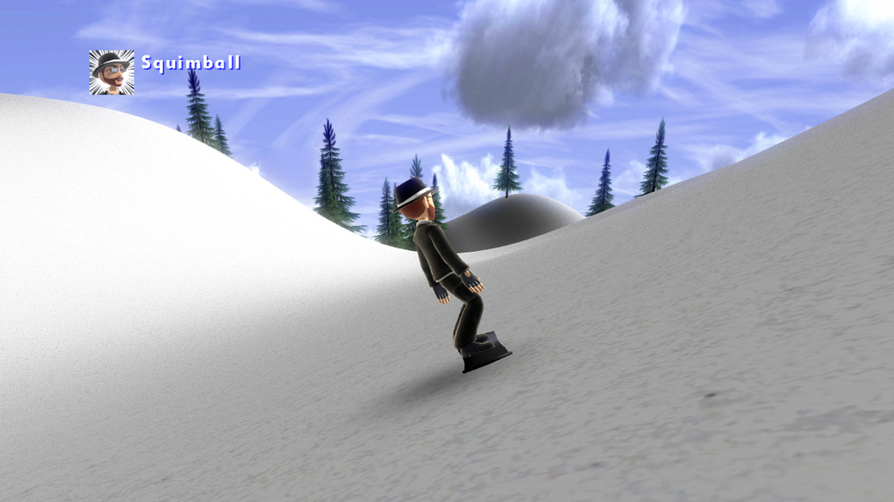 Image from Avatar Snowboarding