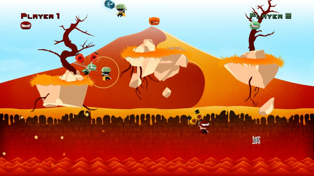 Image from Ninja Crash