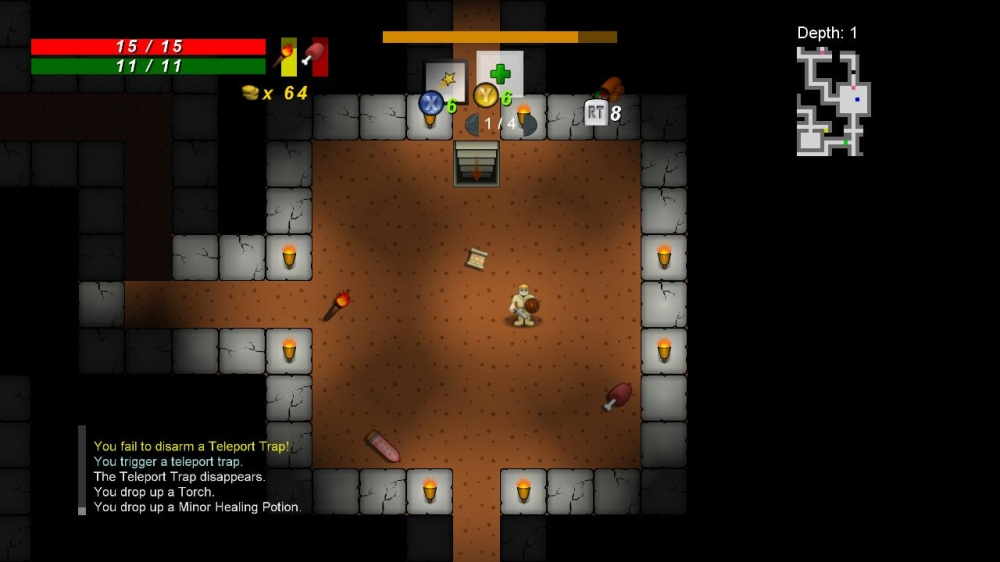 Image from Dungeons of Desolation