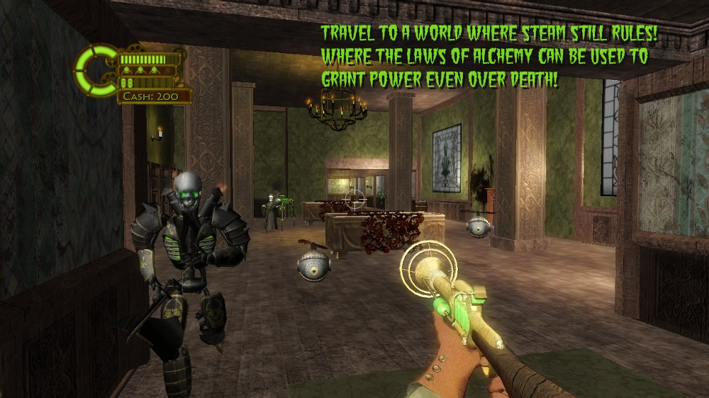 Image from Demon House: FPS