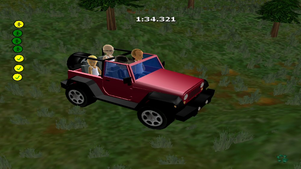 Immagine da Avatar Driving