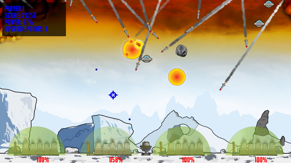 Image from Alien Siege