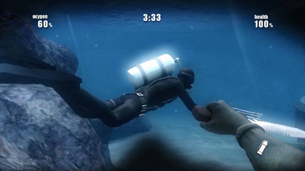 Image from Shark Attack Deathmatch