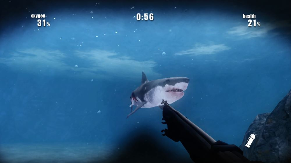 Immagine da Shark Attack Deathmatch