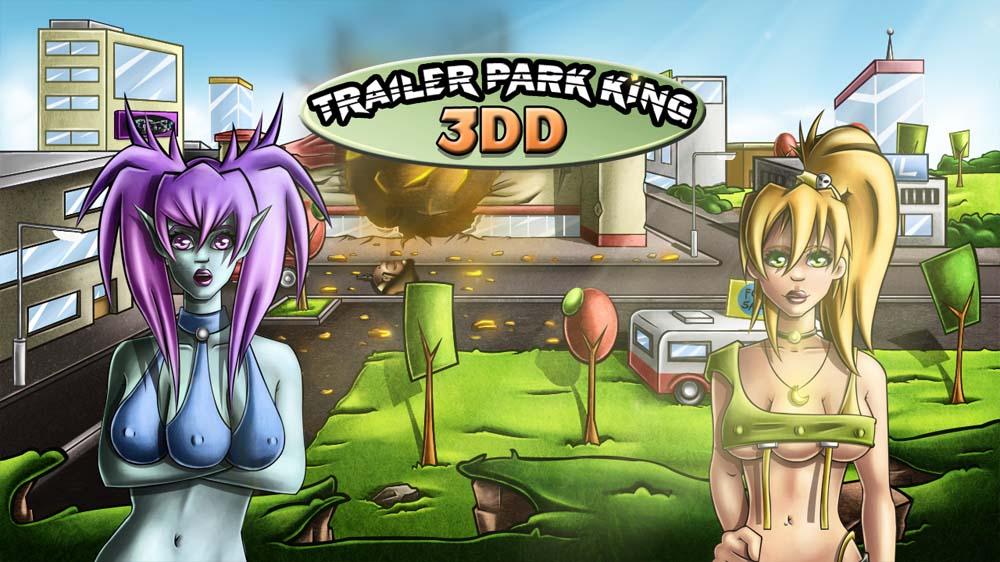 Bild von Trailer Park King 3DD