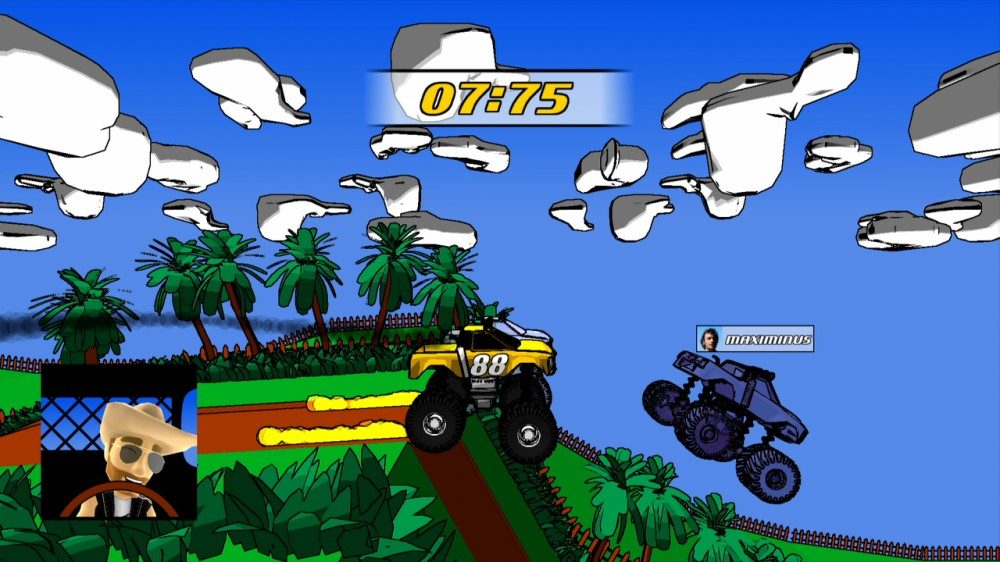 Bild von Avatar Monster Truck