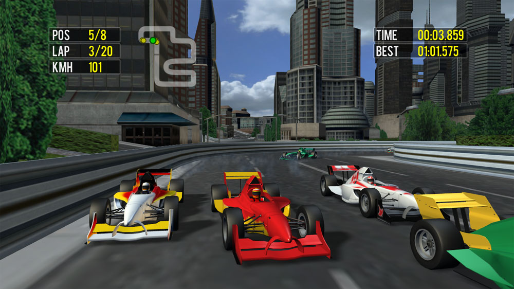 Image from Racedrome City
