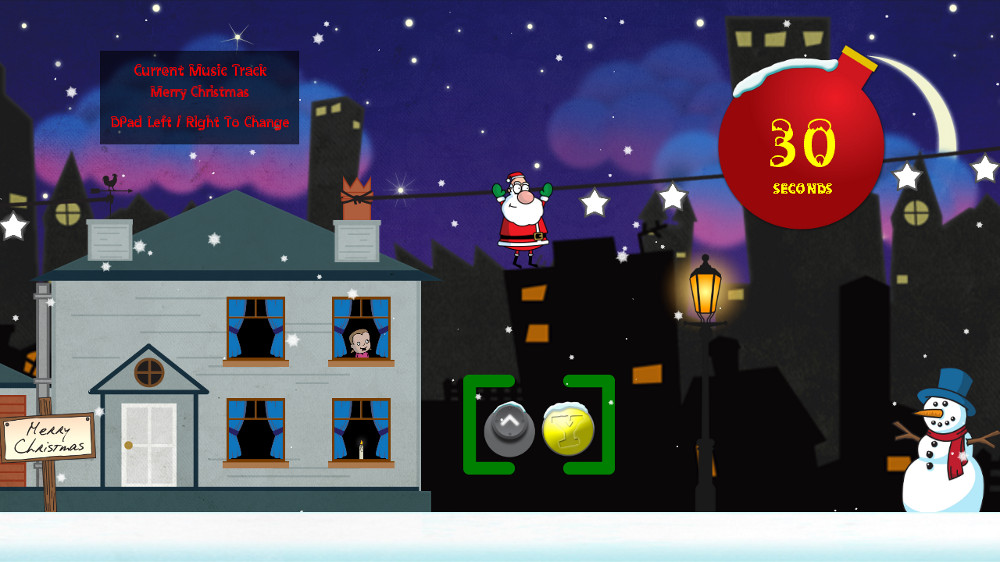 Image from Santas Xmas Dash II