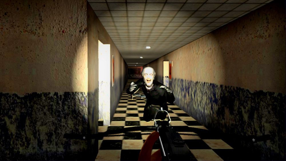 Image from Vampire Slayer FPS