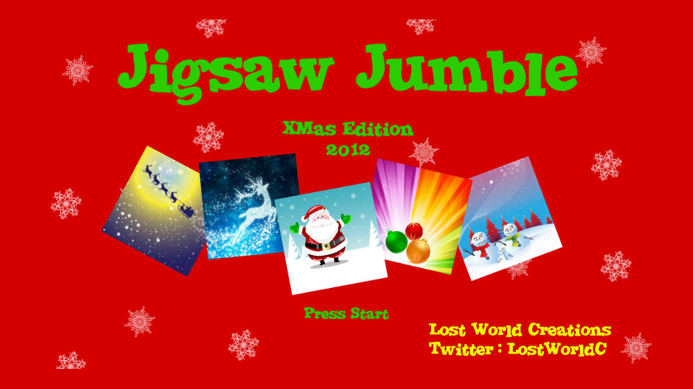 Image from Jigsaw Jumble Xmas 2012