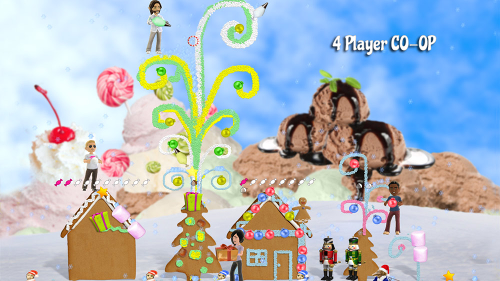 Imagen de Gingerbread Holiday Sharing