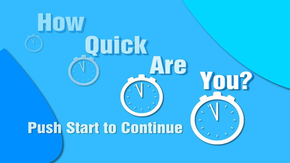 Image from How Quick Are You
