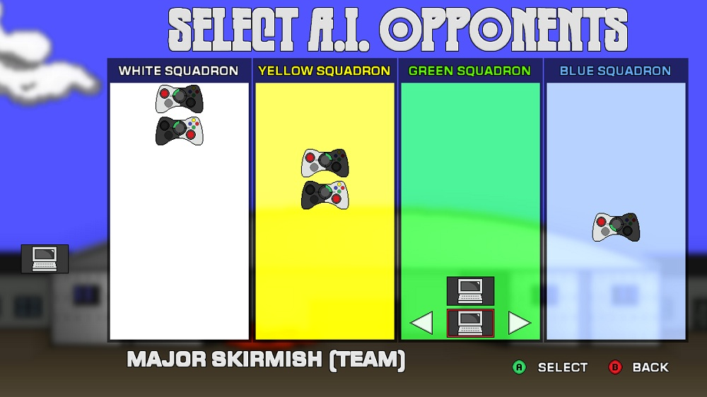 Image from Squadron Scramble