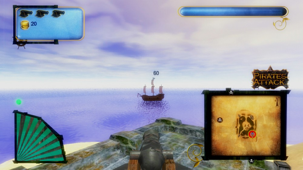 Image from Pirates Attack