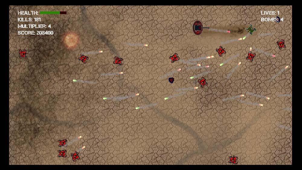 Image de Tank Attack 2D