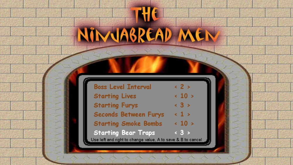 Image from The Ninjabread Men