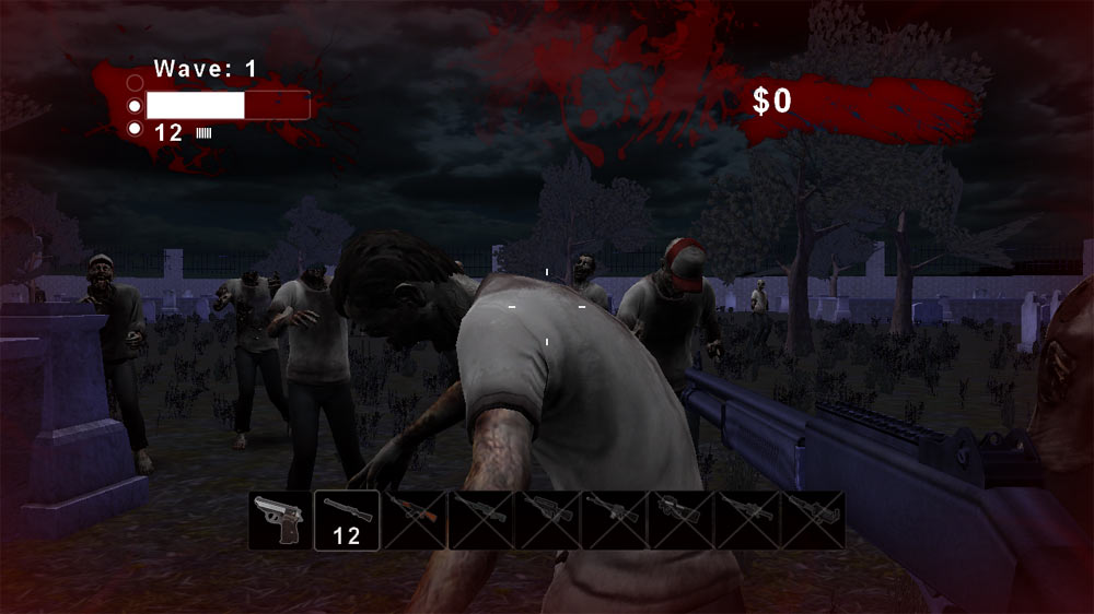 Image from Zombie Splatter