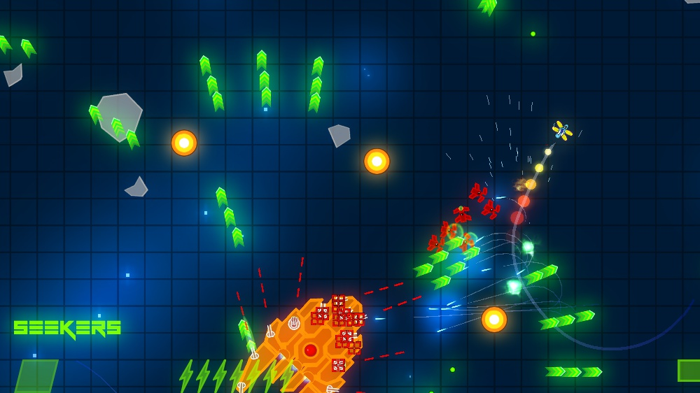 Image from Grid Space Shooter