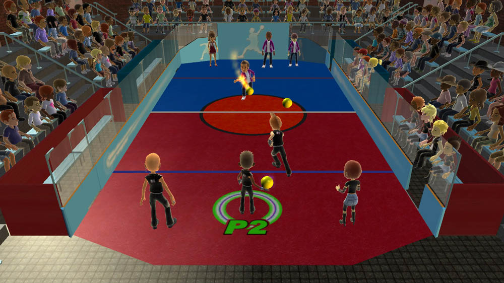 Image from Ultimate Dodgeball