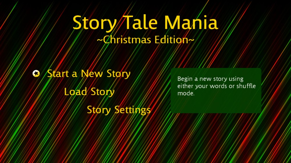 Image from Story Tale Mania Christmas